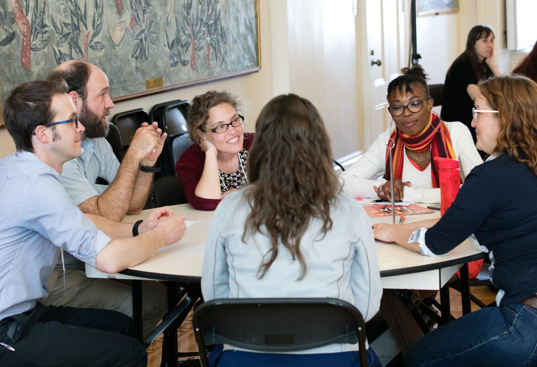 Atelier du Grand forum des communautés résilientes