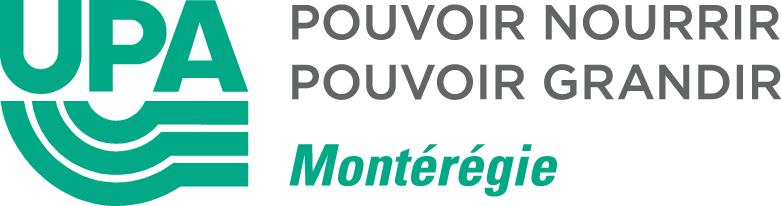 Logo © UPA Montérégie